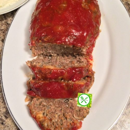 Meatloaf done