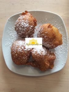 apple fritters new