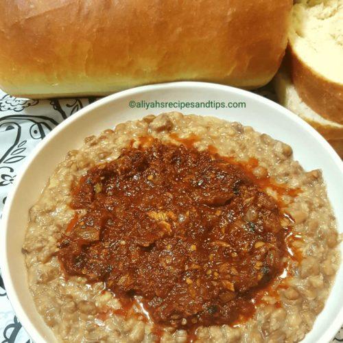 Agege bread, Nigerian agege bread, Agege bread loaf,