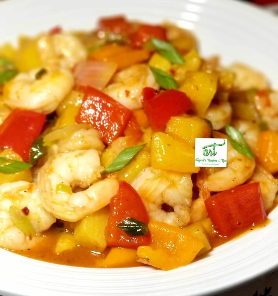 sweet and sour shrimp, homemade, Korean, recipe, gluten free, peking, takeout, Vhina King, Korean, Food, Shrimp recipe, sweet and sour sweet and sour stir fry, sweet and sour sauce, Chinese, fried, stir fry, shrimp, crispy, pei wei, Filipino, grilled, pineapple, rice