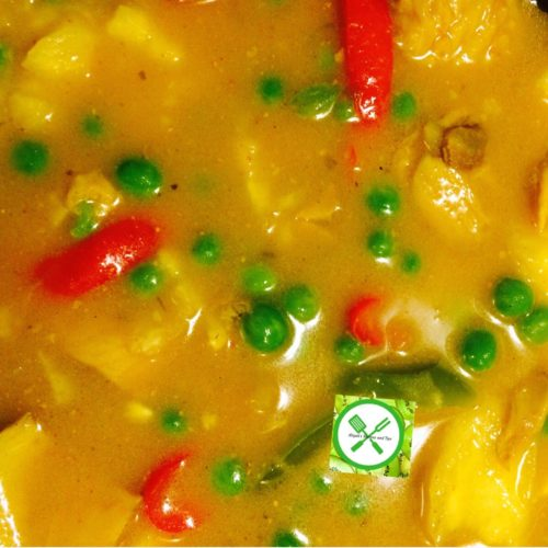 Pineapple Chicken Curry mix