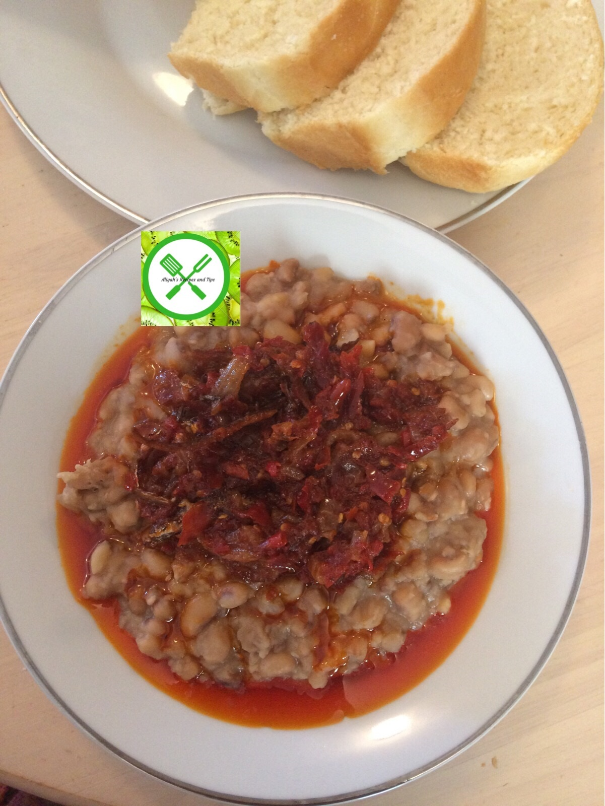 beans served
