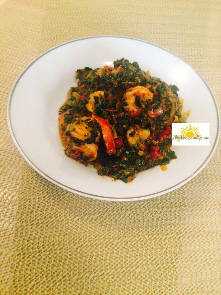 kale served