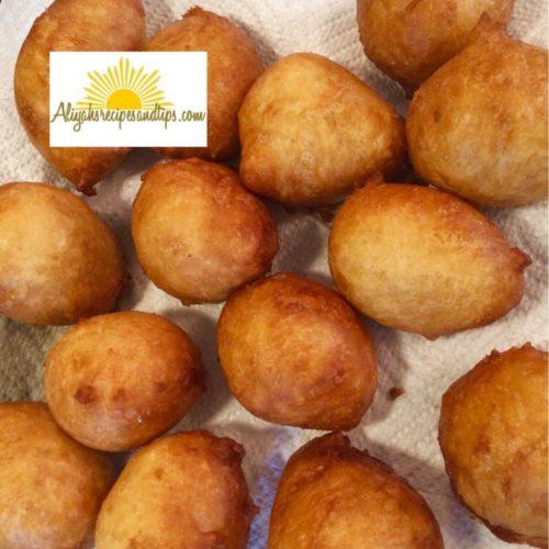 Nigerian puff puff, Puff puff, Small chop puff puff, Puff puff, African small chop, African puff puff