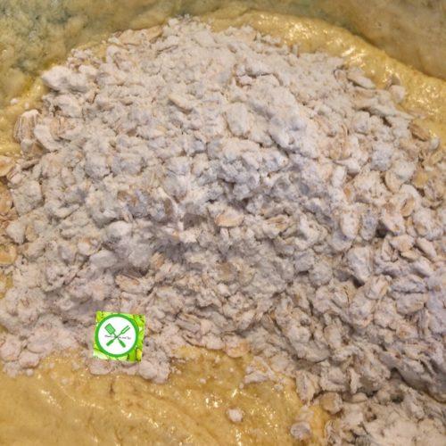 Oatmeal choco add oat