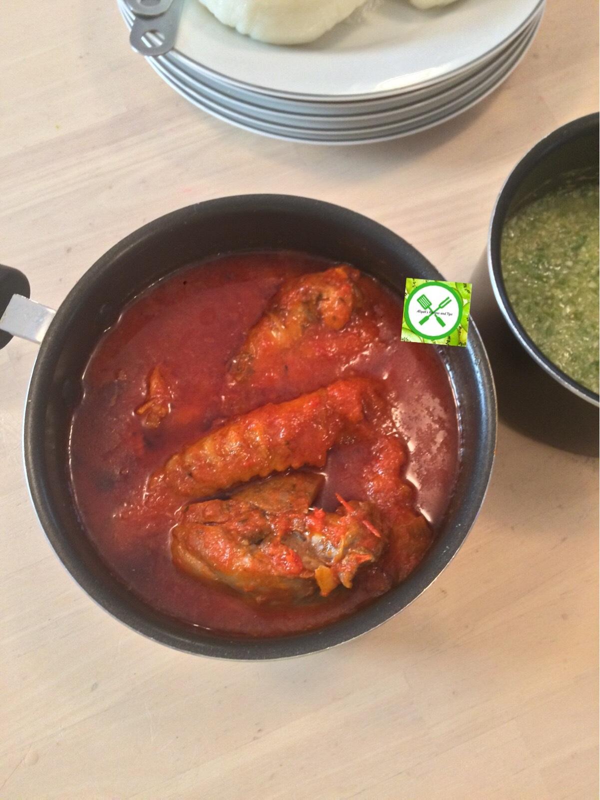 turkey stew in a pot