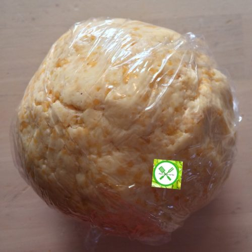 cheddar cheese cracker wrap