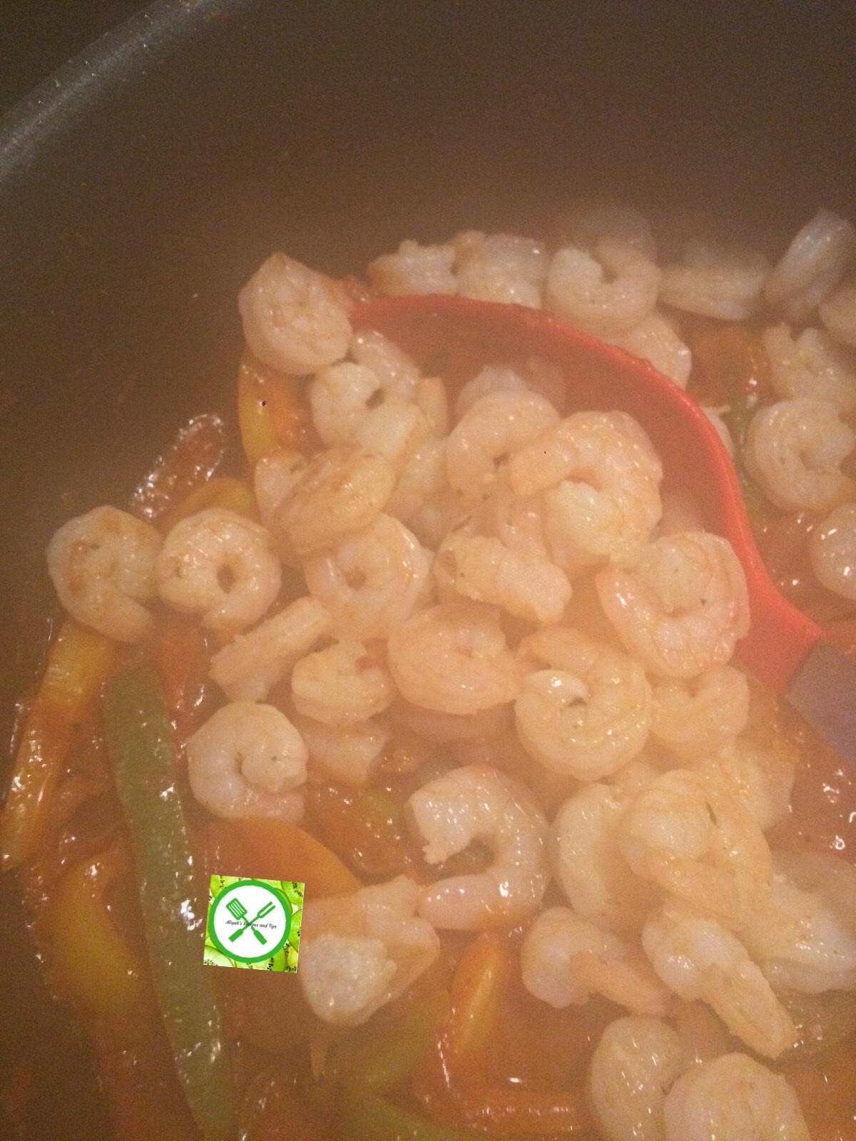 shi gizdodo add shrimps