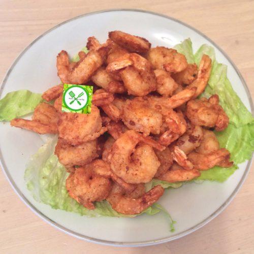 Bang bang shrimps