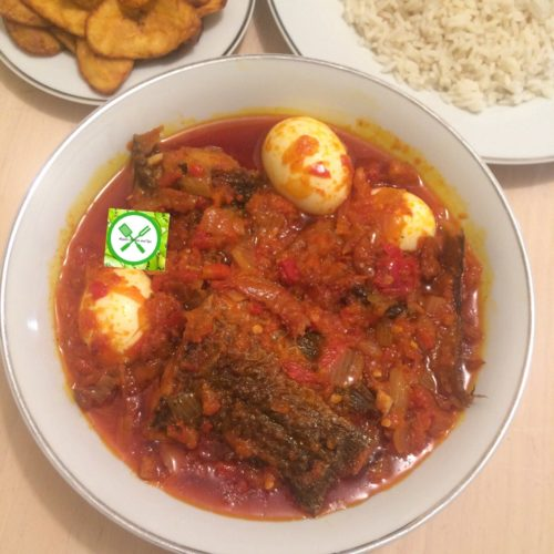 fried p.oil stew served