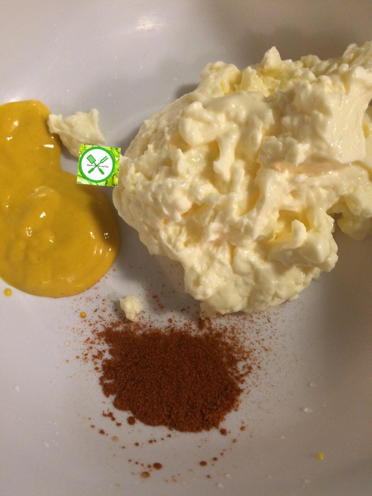 Potato salad mayo