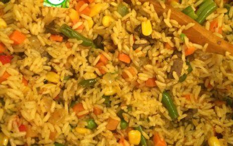 fried rice ready
