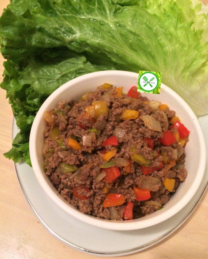 beef lettuce