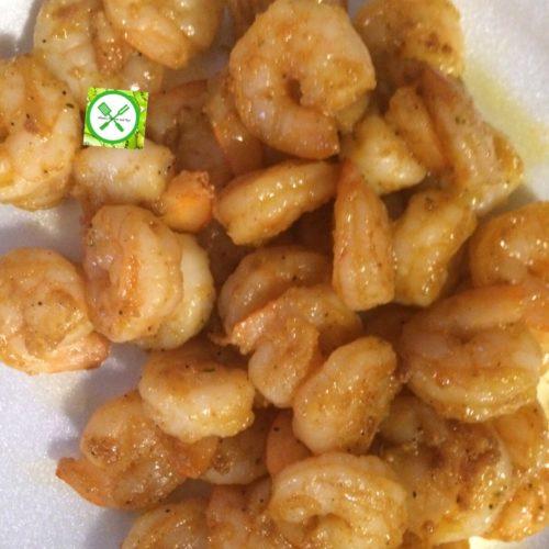 shrimp tacos shrimp cooked
