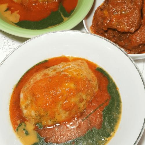 buka stew, nigerian buka stew, amala,jollof, nigerian beer spot, goat meat, egudi soup, fufu, palm oil, shaki, pawpaw nigeria, kuku, fried, Nigerian, Assorted, meat, yoruba, recipe, sisi jemimah, peppered fried rice,