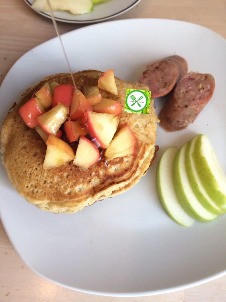 applesauce pancake