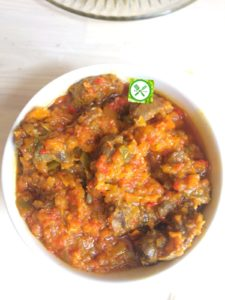 Gizzard Stew Recipe