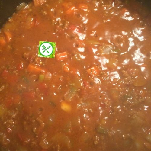 Ground Beef Sauce