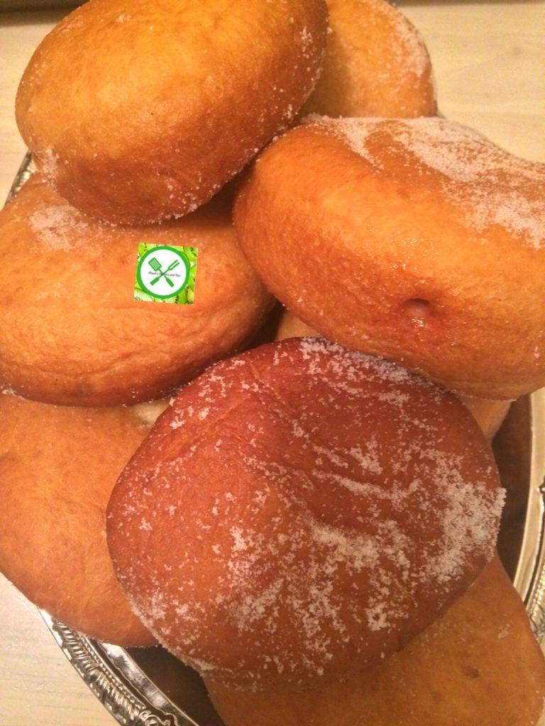 Jelly Donut Recipe