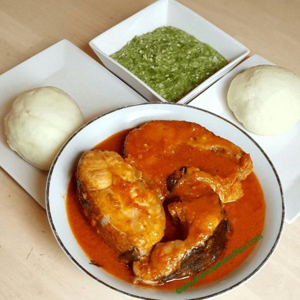 Catfish stew, Easy Catfish Stew, Nigerian catfish stew, Catfish