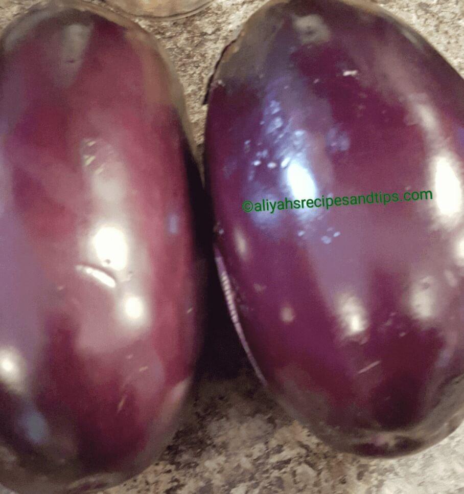 Garden Egg/Eggplants Stew (Aubergine Stew)