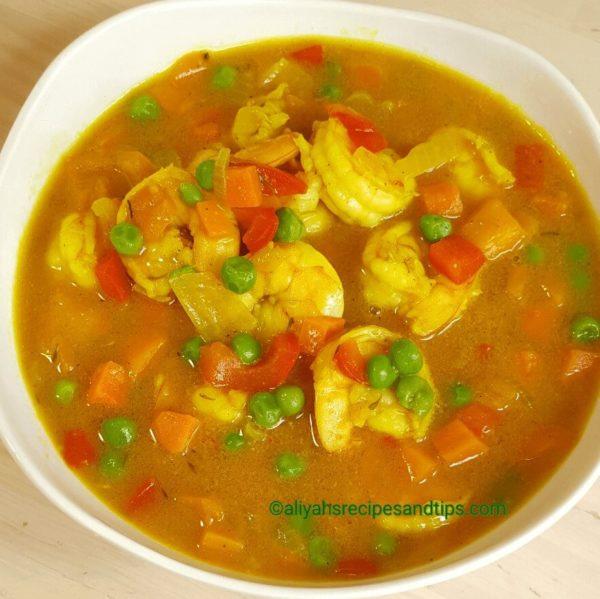 coconut shrimp sauce, food order