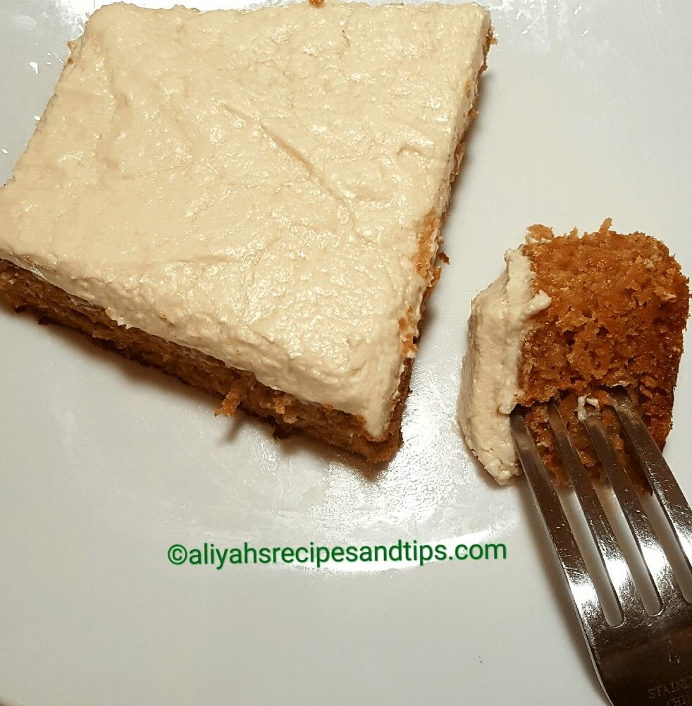skillet carrot cake, how to make carrot cake, carrot cake, healthy carrot cake