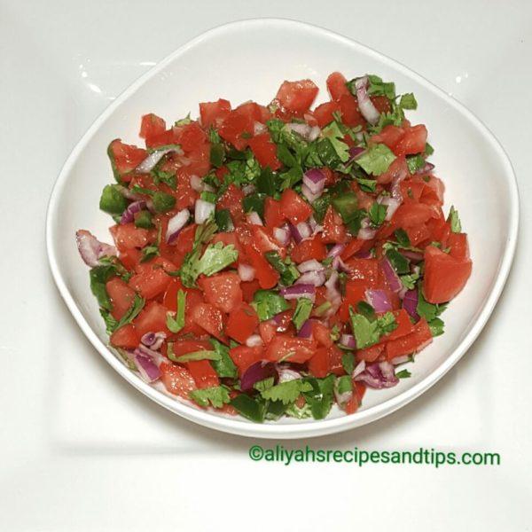 Pico de gallo, Salsa, Mexican pico de gallo, how to make pico de gallo, how to make Mexican pico de gallo
