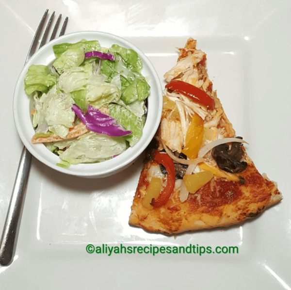 pizza, how to make pizza, homemade pizza, pizza with mushroom