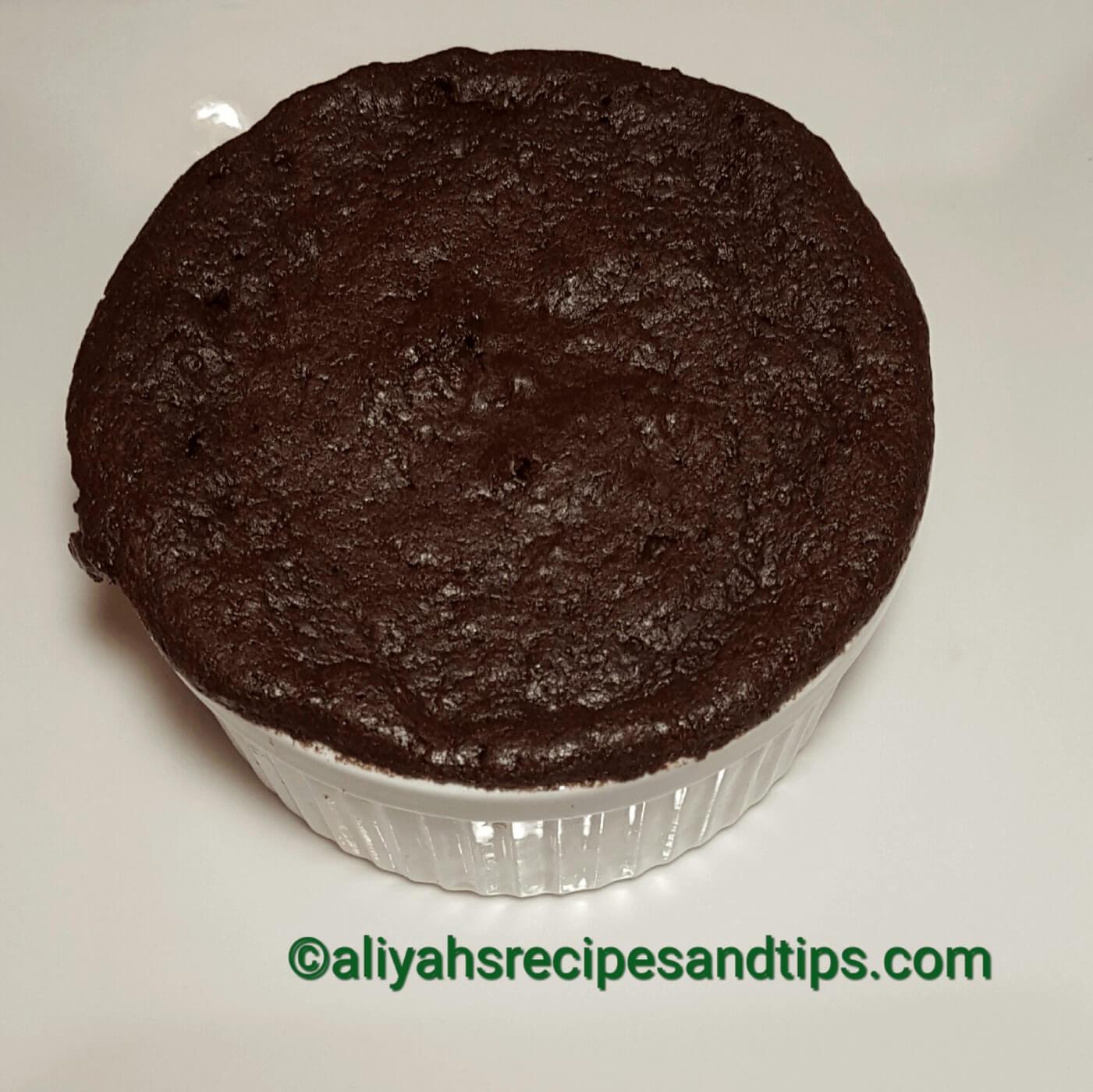 Microwave chocolate cake, mug cake, chocolate microwave cake, mug cake