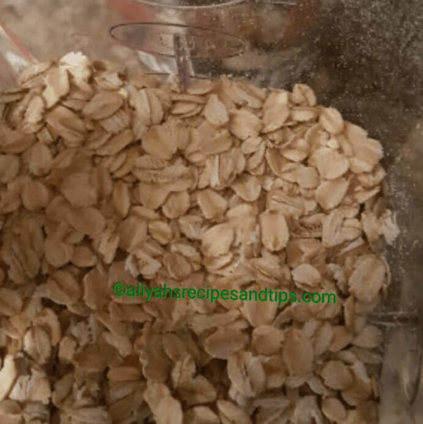 Oatmeal fufu, oatmeal swallow, oatmeal amala, oatmeal, how to make oatmeal fufu, how to make oatmeal swallow