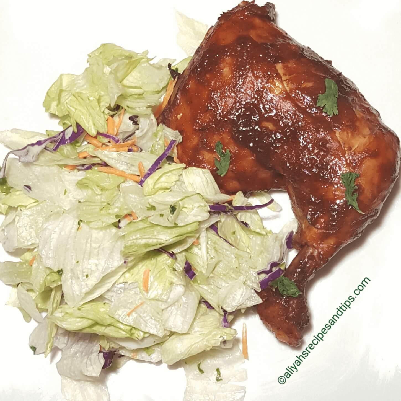 Nigerian barbecue chicken, Baked, Baked chicken, BBQ, Chicken, African, Grill, Garlic, Boiled, Oven roasted chicken, Nigerian chicken style