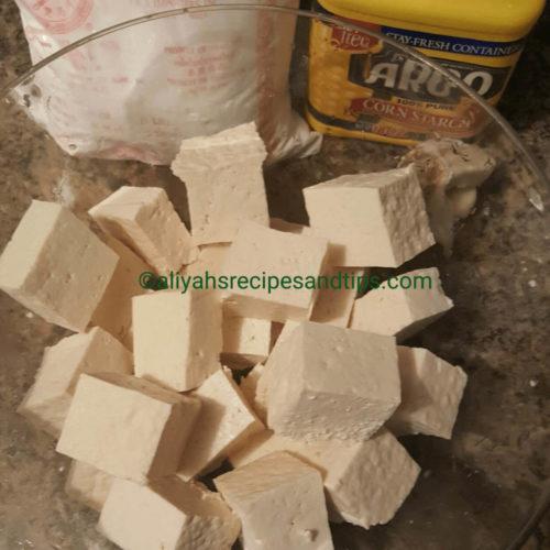 crispy, Ginger, orange, Orange tofu, Sesame, Tofu, Tofu recipe, Tofu stir fry, Tofu wrap, Vegan, Vegetarian