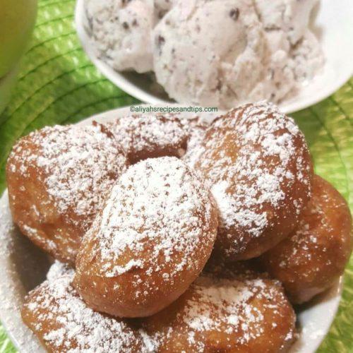 zeppole, Italian donuts, donuts, Oero, powdered sugar, Italian, pizza, fried, donuts, traditional, san gennaro, dessert