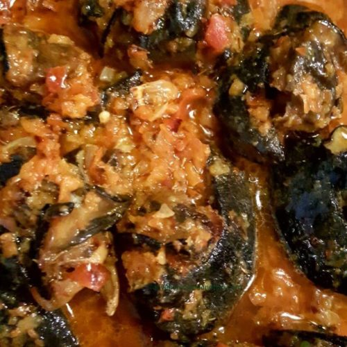 peppered snail, sofit peppered snail,Dooney's kitchen, ofada, benefit snail, frozen, roasted,Ghana, peppered snail stew, snail, snail stew, fried, Nigerian snail, Nigerian peppered snail, spicy, recipe, cooked, in Lagos, boiled,