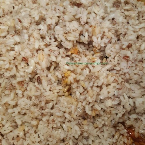 ofada rice jollof rice, ofada rice, native jollof, stew, coconut rice, coconut rice recipe, African, Nigerian jollof rice, coconut milk, coconut jollof ricr, Tybbbe, cook ofada, Nigerian, Nigeria, Ofada sauce, party jollof rice, basmati rice, Brown rice, Brown jollof rice, sisi jemimah