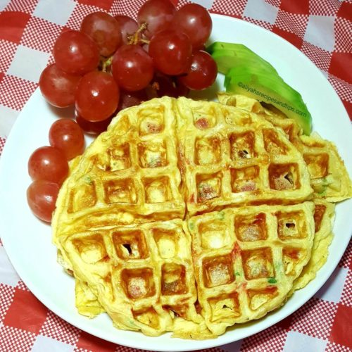 wafflette recipe, wafflet, waffle maker, breakfast, restaurant, brunch, coffee waffle day, veffies, towne center, egg, cheese, national waffle, foothill ranch, santa isabel, cafe, yelp, waffle iron,