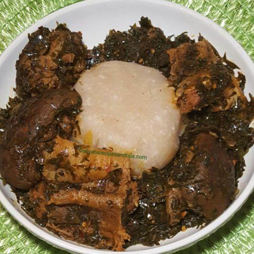 afang soup, Okazi soup, Nigerian, Garri, Eba, Fufu, Ibibio soup, Efik soup, Periwinkle, Akwa Ibom, Nigerian food, Okazi, Edikaikong, yam, preparation, Afam, cooking, vegetable soup, beautiful, Efik, Fresh,Ugu and waterleaves, waterleaves, Ugwu and water leaves, pumpkin soup, ugu and pumpkin soup, African Afang soup, African soup, Igbo soup, Eastern soup, Spinach soup