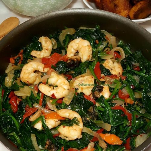 Spinach Stir-fry, efo riro, African efo riro, efo worowo, Nigerian, Nigerian spinach, African spinach, Adrican efo,efo ati eko, African soup, Spinach Stir-fry, spinach stir-fried, spinach stir-fried, spinach stir fry with garlic, how to stir fry spinach with garlic, how to stir fry