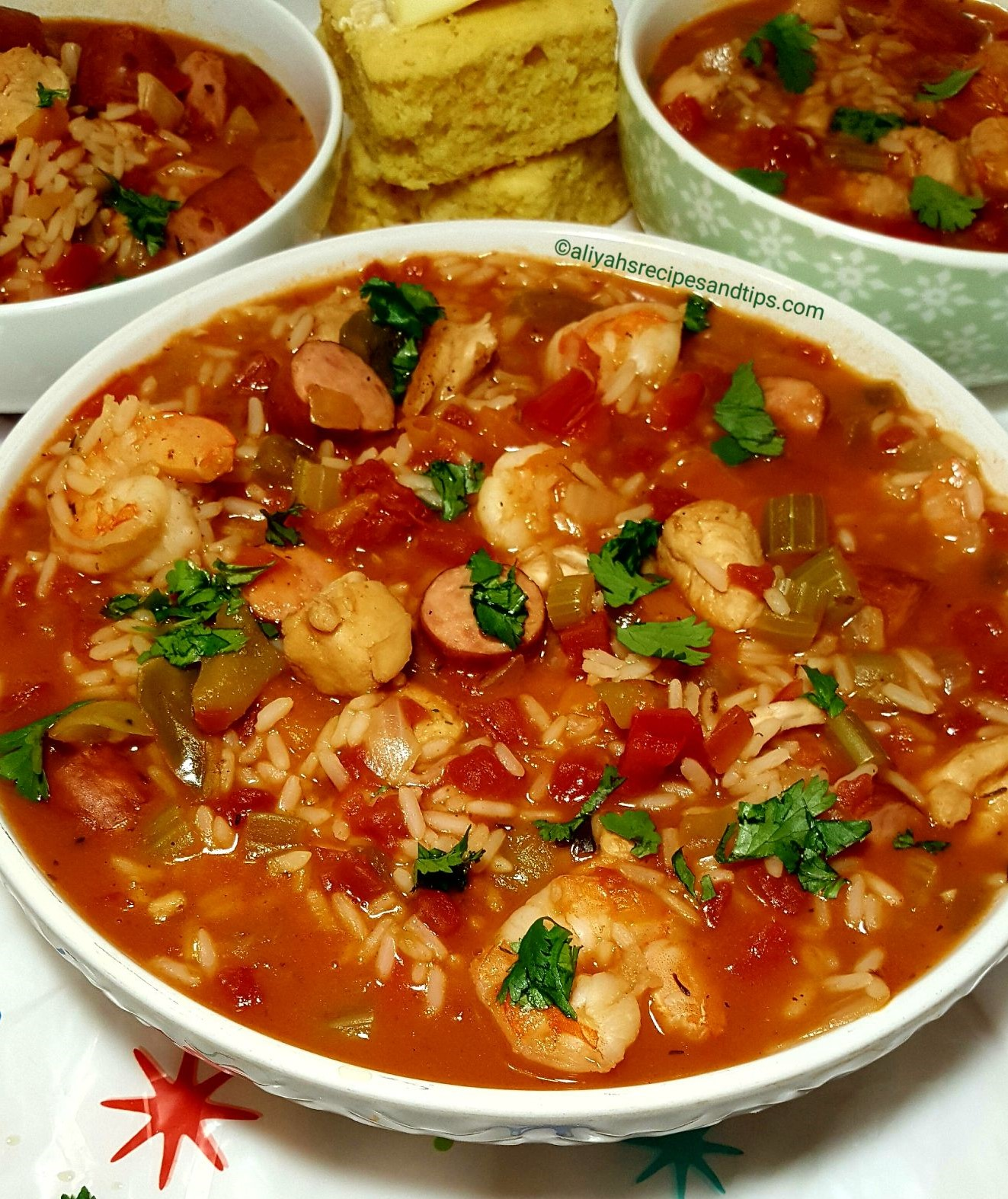 jambalaya soup, jambalaya soup recipe, andouille sausage, slow cooker, chicken sausage, cajun, recipe, spicy, easy, vegetarian, rice, crockpot jambalaya, quick, pumpkin, low carb, seafood, southern, turkey, slow cooker jambalaya