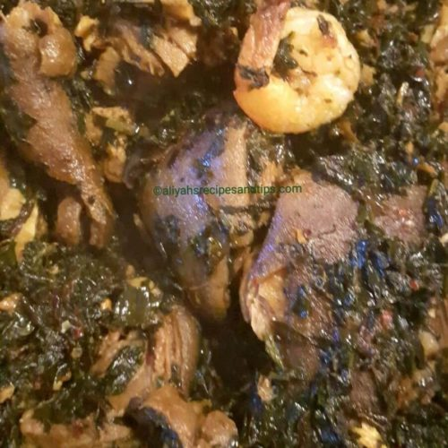 edikang ikong soup, eba, fufu, fresh, periwinkle, dish, African cuisine, African meal, meal, vegetable, wtaerleaf, fufu, Igbo, Igbo meal, Afang, yam, South west meal, edikang ikong soup, how to make edikangikon, African vegetable, Soup Nigerian soup, African soup