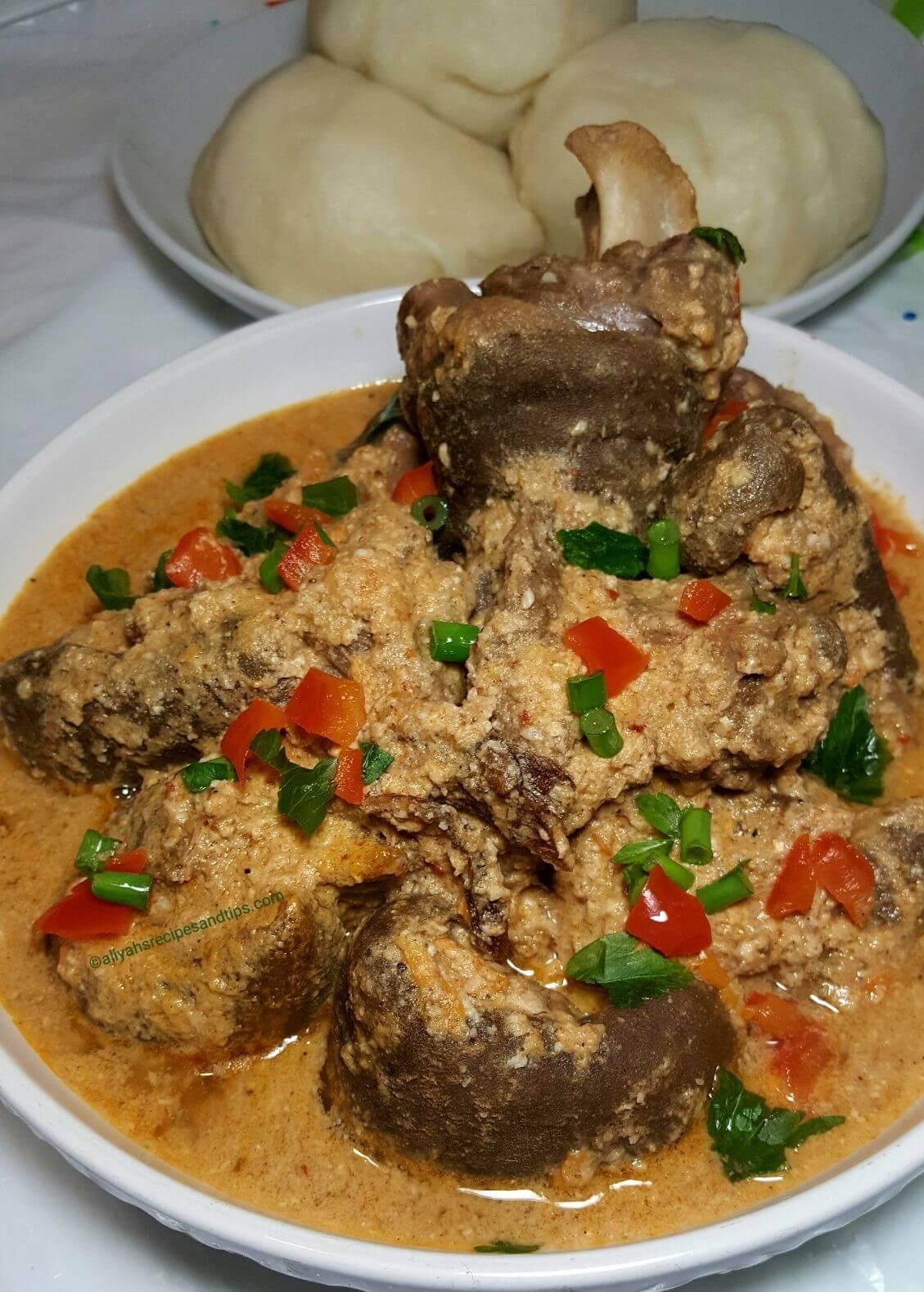Egusi Pepper Soup
