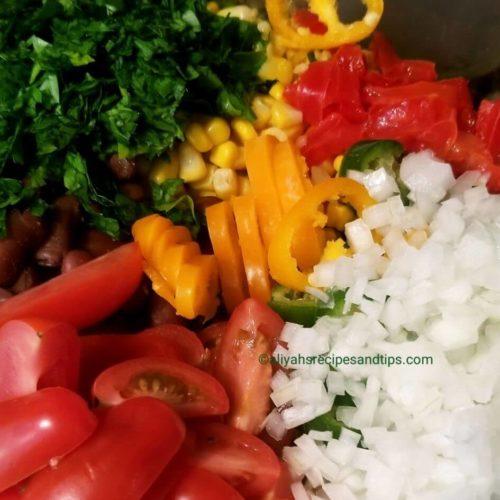 beans salad, kidney salad, fresh bean salad, chicken,black beans, Mexican, three beans salad, three bean salad, dressing, tuna, lettuce, beans salad, bean salad, bean salad recipe, mediterranean salad, beans ancorn salad, cinco de mayo, spanich salad, mexican salad cheese, green, recipe, avocado, navy bean, white bean, corn salad,weight loss