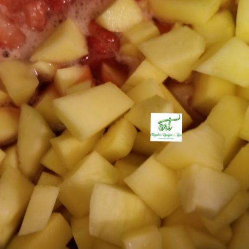 berries compote, yogurt, lemon, juice, fresh, frozen, pancake, fresh fruits, fresh fruits compote, easy mixed berry compote, mixed berries compote, berries compote, simple berries compote, fruit compote, mixed berry compote, quick triple berry compote, compote recipe, fruit, mixed berry, jam, condiment