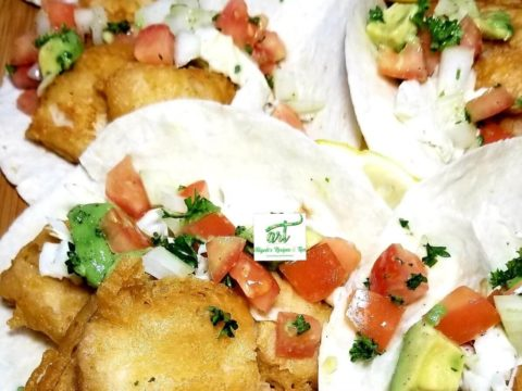 fish tacos, easy fish tacos, fish tacos recipe, quick and easy fish tacos, fish tacos, baja, fried, easy, slaw, cabbage, salsa, grille, recipe, cod, Baja fish, cod fish, fish recipe, fish tacos, whiting, Mexican,